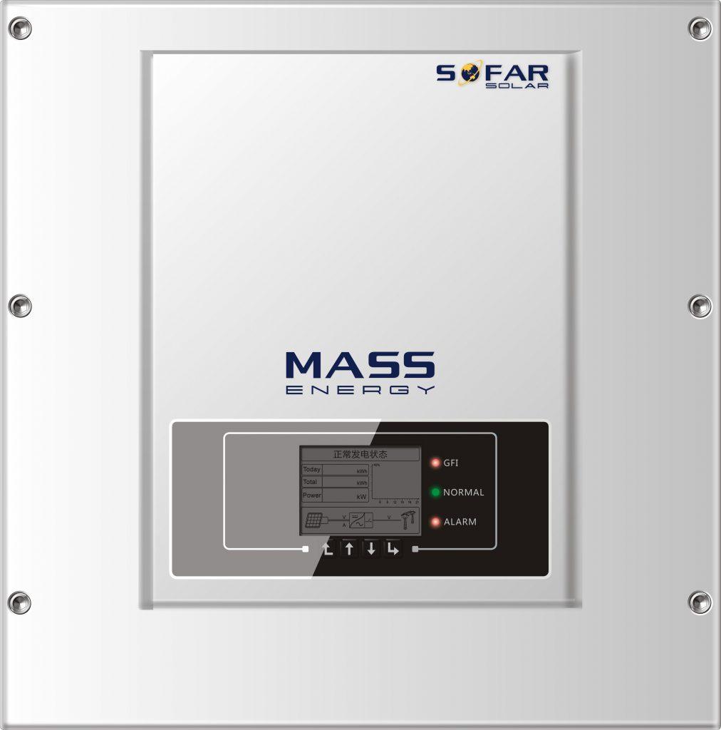 Sofar Solar invertteri aurinkosähköjärjestelmään